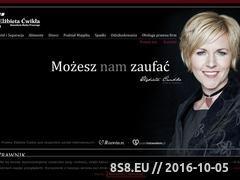 Miniaturka domeny www.cwikla.eu