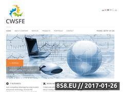 Miniaturka domeny cwsfe.eu