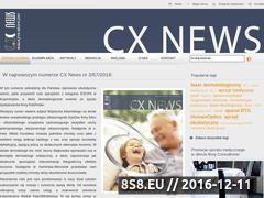 Miniaturka domeny www.cxnews.pl