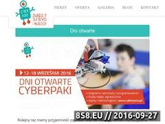 Miniaturka domeny cyberpaka.pl