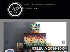 Miniaturka Malarstwo Rzeszów - Polish Art (cybulska-wilkon.pl)