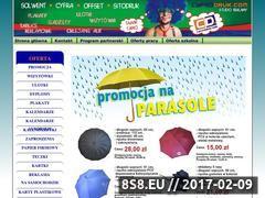 Miniaturka domeny www.cyfrodruk.com