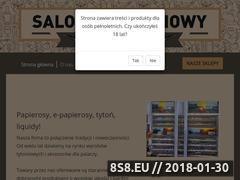 Miniaturka domeny cygareta.pl