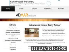 Miniaturka domeny www.cyklinowanie-gdansk.pl