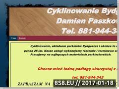 Miniaturka domeny cyklinowaniebydgoszcz.com.pl