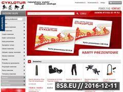 Miniaturka domeny www.cyklotur.com