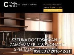 Miniaturka domeny www.czajameble.pl