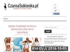 Miniaturka domeny czarnasukienka.pl