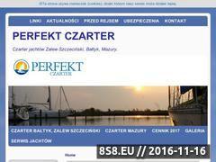 Miniaturka domeny www.czarterszczecin.pl