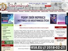 Miniaturka czarymary.pl (Sklep ezoteryczny)
