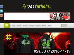 Miniaturka www.czasfutbolu.pl (Wpisy o piłce)