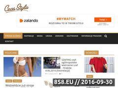 Miniaturka Blog dla kobiet (www.czasstylu.pl)