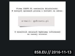 Miniaturka domeny czatu.pl