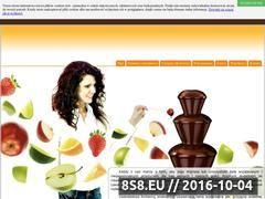 Miniaturka domeny www.czekolawa.pl