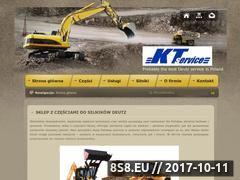 Miniaturka czescideutz.com.pl (Części Deutz)