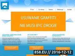Miniaturka domeny www.czysciutko.com
