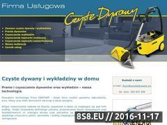 Miniaturka domeny czystedywany.eu