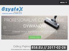 Miniaturka domeny www.czystex.cba.pl