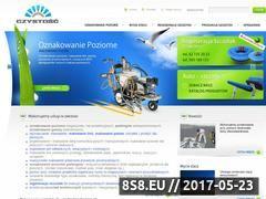 Miniaturka domeny www.czystosc.net.pl