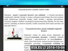 Miniaturka Pranie i czyszczenie dywanów i wykładzin (czystyjaklza.eu)