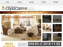 Miniaturka domeny czyszczenie-dywanow-krakow.com