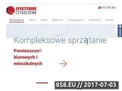Miniaturka domeny czyszczenie-murawski.pl