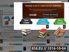 Miniaturka domeny www.czytajzafree.pl