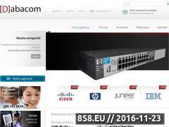 Miniaturka domeny dabacom.pl