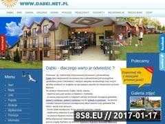 Miniaturka domeny www.dabki.net.pl