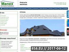 Miniaturka domeny dachowki-wroclaw.com