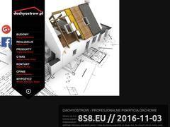 Miniaturka domeny www.dachyostrow.pl