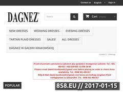 Miniaturka domeny dagnez.pl
