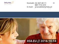 Miniaturka dailyhelp.eu (Opieka osób starszych)