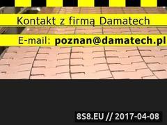 Miniaturka domeny www.damatech.pl