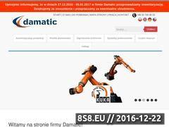 Miniaturka domeny www.damatic.pl