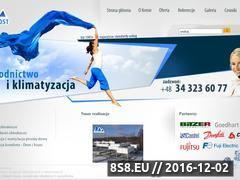 Miniaturka domeny www.damfrost.pl