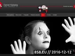 Miniaturka domeny danielnalepka.com