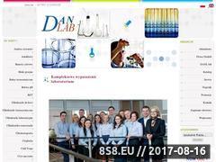 Miniaturka domeny danlab.pl