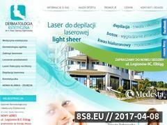 Miniaturka domeny www.danutadabrowska.pl