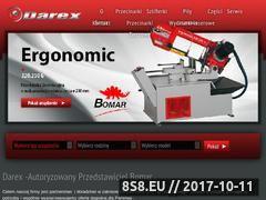 Miniaturka domeny darex-przecinarki.com.pl