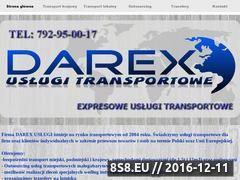 Miniaturka domeny www.darexuslugi.szu.pl