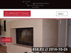 Miniaturka domeny dario-stone.pl