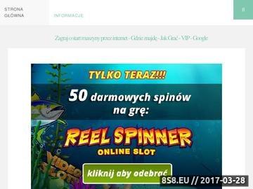 Zrzut strony Darmowe Gry Hazardowe Automaty