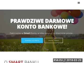 Zrzut strony Darmowe Konto Bankowe