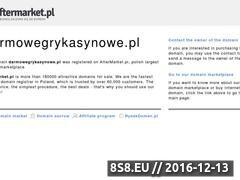 Miniaturka domeny darmowegrykasynowe.pl