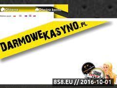 Miniaturka domeny darmowekasyno.pl