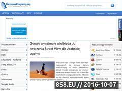 Miniaturka domeny www.darmoweprogramy.org