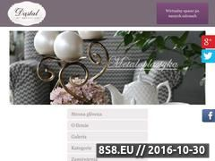 Miniaturka domeny www.dastal.com.pl