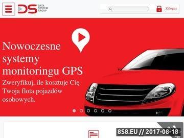 Zrzut strony GPS