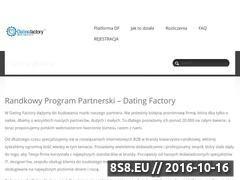 Miniaturka domeny www.datingfactory.pl